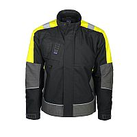 Projob Padded Jacket with Flue Shoulders Cotton