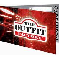 Outfit Factory Gift voucher �50