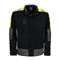 Projob Jacket Unlined with Fluo Shoulders