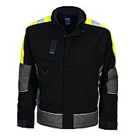 Projob Jacket Padded with Fluo Shoulders